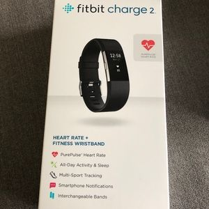 Fitbit Charge 2 activity tracker